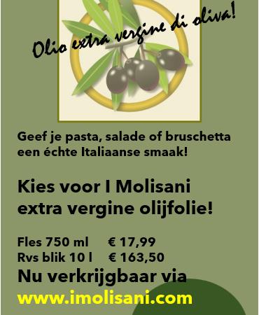 I Molisani extra vergine olijfolie